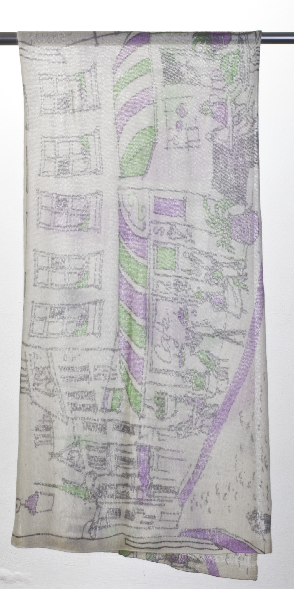 SFL-A102S-PS_Cashmere Shawl with French Town Print (2) copy